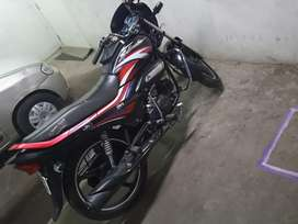 Very good condition bike and single hend