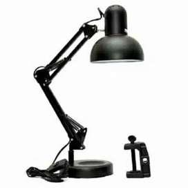 Lampu Belajar Besi / Lampu Kerja Besi / Lampu Meja