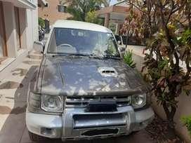 Mitsubishi Pajero 2011 doctor driven
