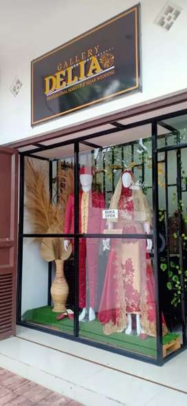 Rias Pengantin DeLia Professional MakeUp & Hijab Wedding