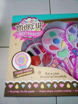 mainan anak set make up baru