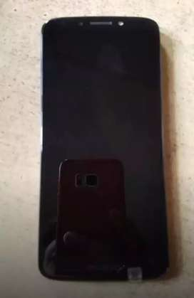 Moto G 6play Mint Condition & Finger Print