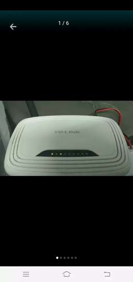 Wifi device for tip link singal antina