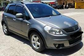 Suzuki SX 4 X over AT 2008, Siap pakai