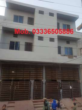 2.5 marla House portion for rent 3 portion