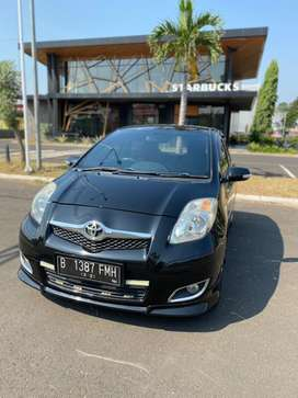 Yaris s limited 2009 matic
