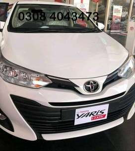 BUY AND DRIVE READY Delivery Brand new yaris aasan iqsaat pr hasil krn
