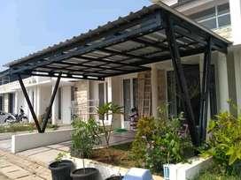 Kanopi canopy kanofi canopi auning baja ringan