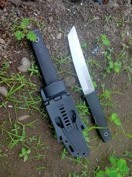 Pisau sangkur belati bayonet sedurity satpam cobra polisi TNI camping