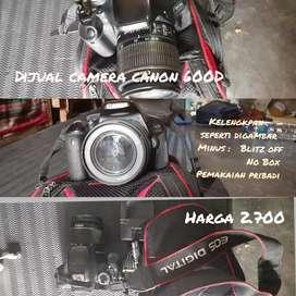 Canon 600D ,camera DSLR camera murah