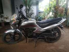 Shine model 110cc