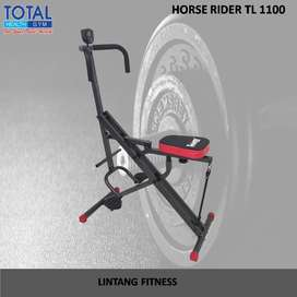 Alat olahraga berkuda I Hit power squat home horse rider TL1100 Murah