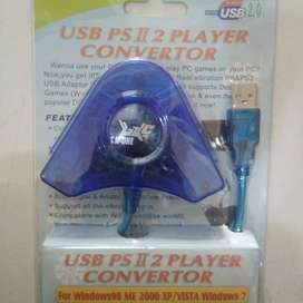 Converter Ps double