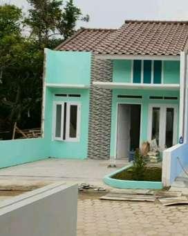 Rumah baru 750jt nego fkt stasiun lenteng agung (cas/kpr)