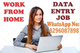 Home based typing job generate income with typing