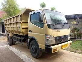 2015 Mitsubishi Dump Truk Canter SHD CASIS