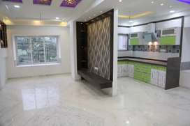 New Brand ( Semi Furnished ) Flat for Sale.
