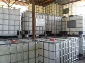 Tandon air / tandon ibc 1000 liter / kempu
