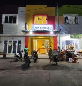 Dijual Ruko 2 lantai ex ayam geprek lokasi Parung Panjang Bogor