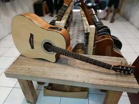 Gitar akustik elektrik cowboy gwc na