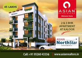 2 Bedded Budget Apartment - SRM Road, Kaloor