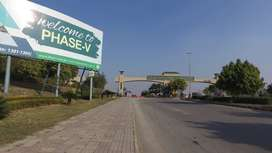 Residential Plot Available For Sale In Dha Phase 5  Dha Defence