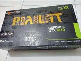 GTX 1070 8gb ddr5 256bit PALIT Digital alliance 8