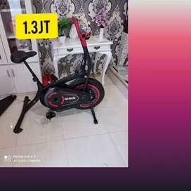 sepeda statis speeds SP-89 II treadmill alaf fitnes