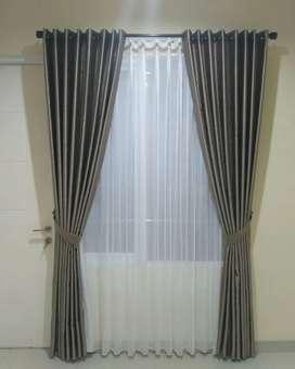 Tirai Korden Curtain Hordeng Blinds Gordyn Gorden Wallpaper 18.26h38
