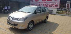 Toyota Innova 2.5 G (Diesel) 7 Seater BS IV, 2008, Diesel