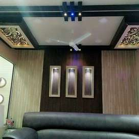 Water proof Pvc wall & ceiling