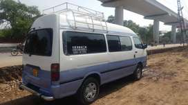 Toyota hiroof 2004 fresh condition.