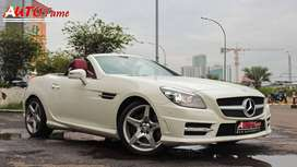 Mercedes Benz SLK250 AMG CBU 2012 Km 15Rb White On Black Perfect!!!