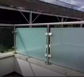 Balkon kaca #380