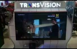 Transvision HD Pekanbaru Promo Murah Nomat 420rb untuk 6 bulan