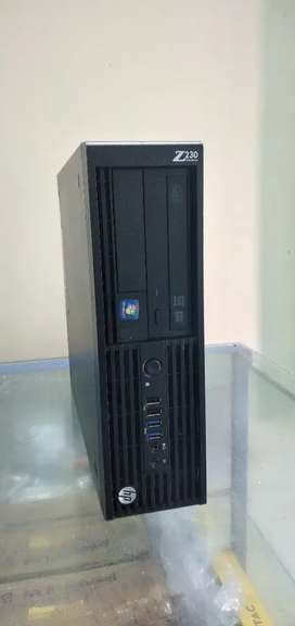 HP WORKSTATION CORE i7 CPU...BEST CONFIG BEST PRICE...