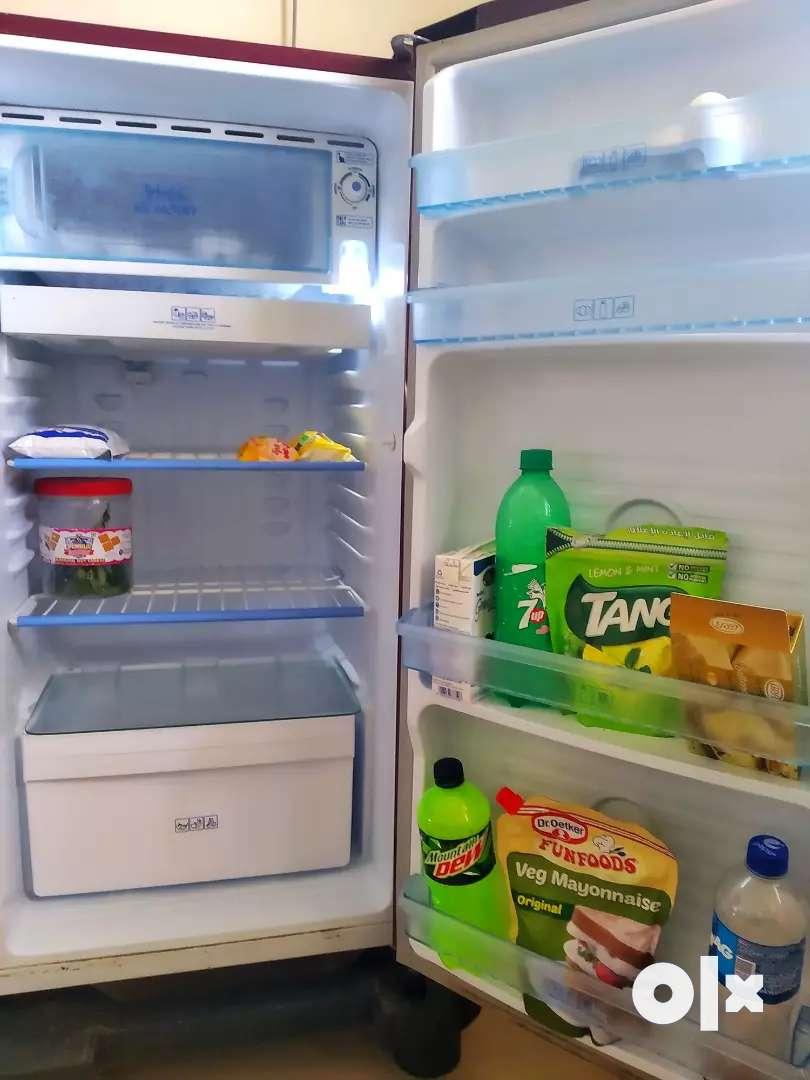 Haier single door fridge for sale 0