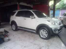 Terios Tx Adventure th 2013 automatic