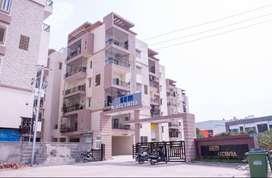 3 BHK Semi Furnished Flat for rent in Kondapur