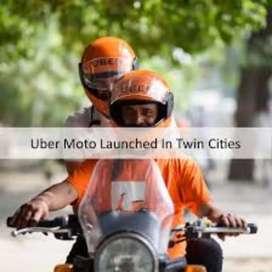 Uberbike taxi