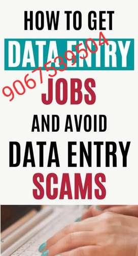Jobs >> Online  >> Data entry