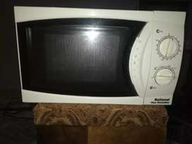 Microwave oven is good condition only serious buyers can contact
