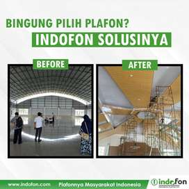 PROMO JASA PEMASANGAN PLAFON PVC INDOFON JOGJA