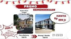 Promo Rumah Ready Binong 1 Residence Karawaci, Dekat Pintu Toll