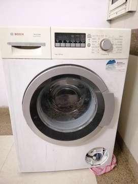 Bosch machine 5 year old washing machine