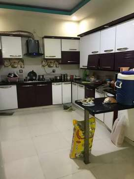 3 rooms apartment & house north karachi