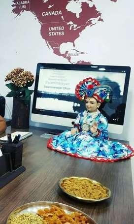 Lady Telecaller for office in mota varachha