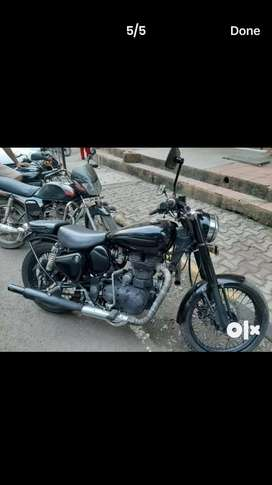 Classic 350 cc all papers clear