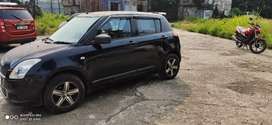 2007 Maruti Suzuki Swift Black Metallic Lxi