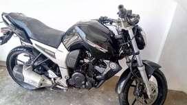 Yamaha fz model 2009